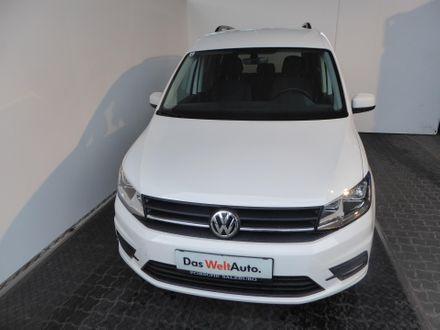 VW Caddy Austria TSI