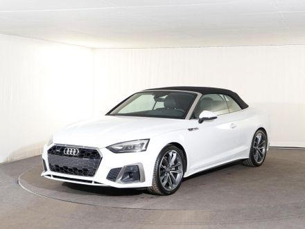 Audi A5 Cabriolet 40 TDI quattro S line