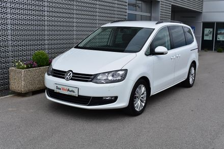 VW Sharan Business TDI SCR 4MOTION
