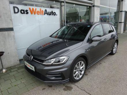 VW Golf Edition TSI DSG
