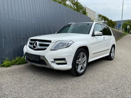 Mercedes GLK 220 CDI 4MATIC BlueEfficiency A-Edition Plus Aut.