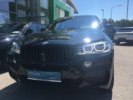 BMW X6 xDrive40d Sport Activity Coupé Österreich-Paket Aut.