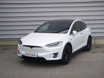 Tesla Model X Standard Reichweite