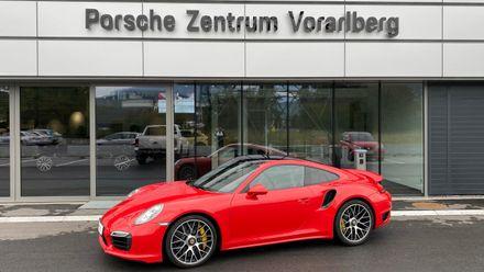 Porsche 911 Turbo S Coupe (991)