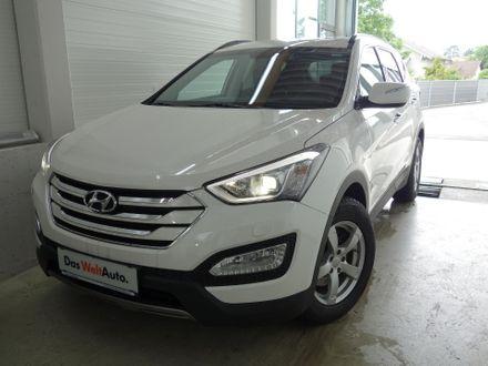 Hyundai Santa Fe 2,2 CRDi Style Aut.