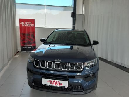 Jeep Compass 1.3 Multiair Longitude T4 FWD 6DDCT
