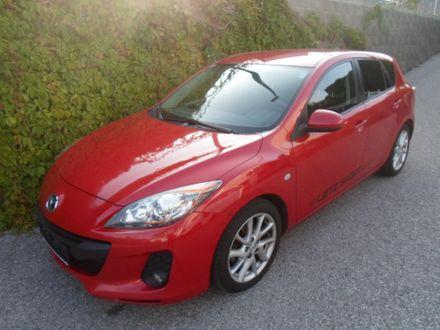 Mazda 3 Sport CD116 TX