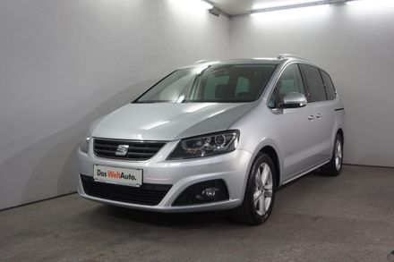 SEAT Alhambra Executive Plus TDI DSG