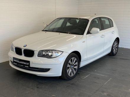 BMW 116d Österreich-Paket