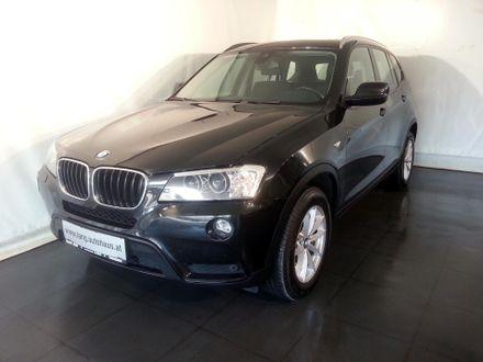 BMW X3 xDrive20d Österreich-Paket