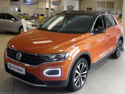 VW T-Roc Design TDI