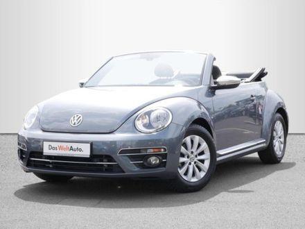 VW Beetle Cabriolet TSI