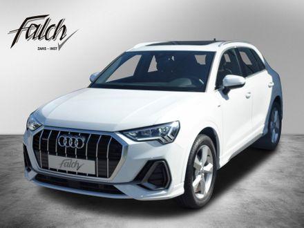 Audi Q3 35 TDI quattro S line exterieur