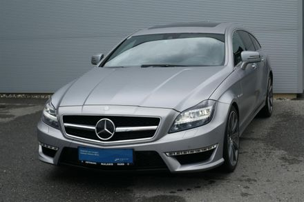 Mercedes CLS 63 AMG S Shooting Brake 4MATIC Aut.