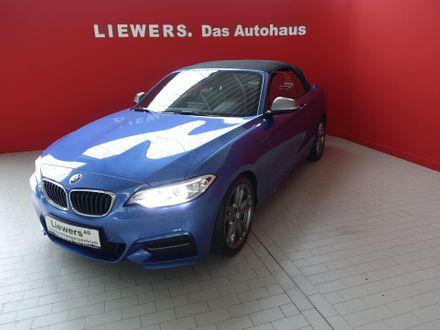 BMW M235i Cabrio Aut.