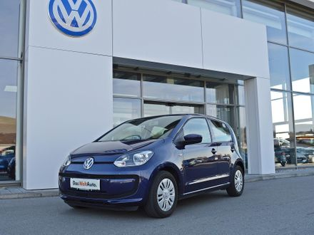 VW move up! BMT
