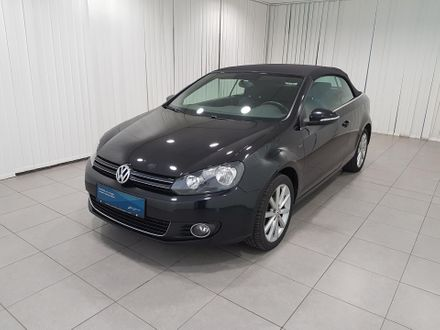 VW Golf Cabriolet Lounge BMT TSI