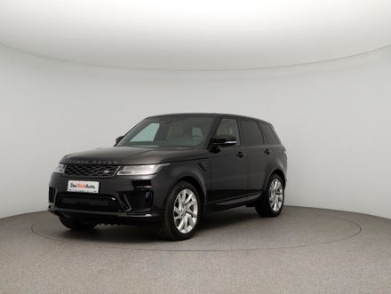 Land Rover Range Rover Sport 2,0 Si4 PHEV Plug-in Hybrid HSE Dynamic