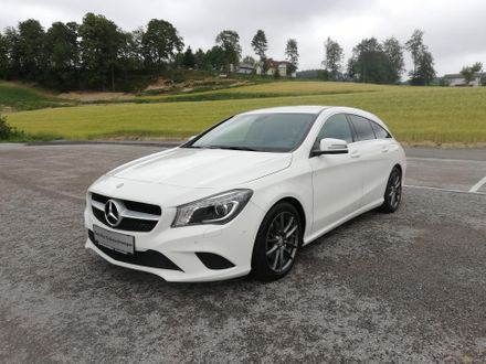 Mercedes CLA 220 CDI Shooting Brake Aut.