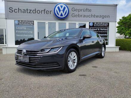 VW Arteon TDI SCR