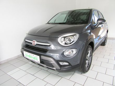 Fiat 500X 2,0 Multi-Jet II 140 Off-Road Look Cross Plus Aut.