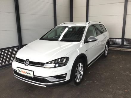 VW Golf Alltrack TDI 4MOTION