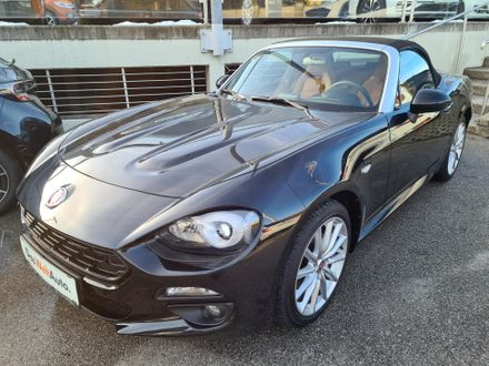 Fiat 124 Spider Lusso 1,4 Turbo Multi Air