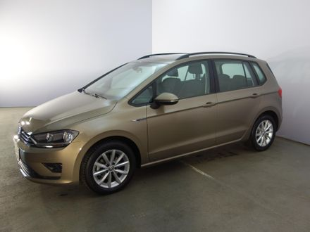 VW Golf Sportsvan Lounge BMT TSI