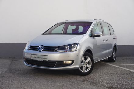 VW Sharan Highline BMT TDI DSG
