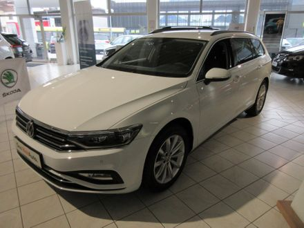 VW Passat Variant Business TDI SCR DSG