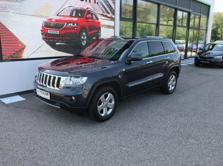Jeep Grand Cherokee 3,0 Limited CRD
