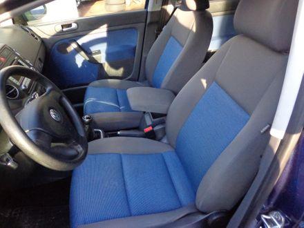 VW Golf Plus Trendline BlueMotion TDI D-PF