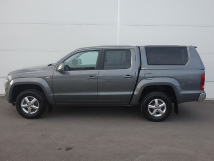 VW Amarok DC Highline TDI 4x4 permanent