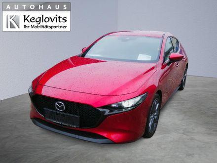 Mazda 3 Skyactiv-G122 Comfort+ /SO/PR/ST/TE