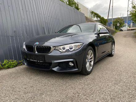 BMW 420d xDrive Gran Coupe M Sport Aut.