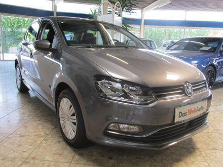 VW Polo Comfortline BMT TDI DSG