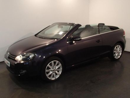 VW Golf Rabbit Cabriolet BMT TSI