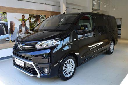 Toyota Proace Verso 2,0 D-4D 180 Medium VIP Aut.