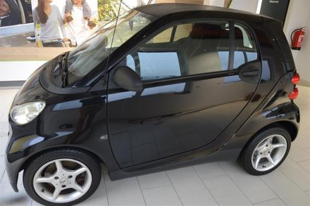 Smart fortwo pure micro hybrid softouch