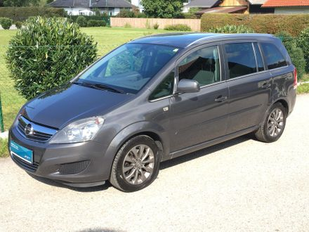 Opel Zafira Tourer 1,4 Turbo ecoflex Cool&Sound Start/Stop