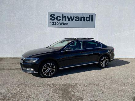 VW Passat Highline TDI SCR
