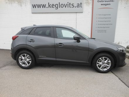 Mazda CX-3 G120 Attraction