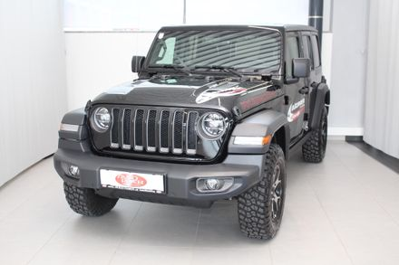 Jeep Wrangler Unlimited Rubicon 2,0 GME Aut.