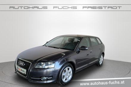 Audi A3 Sportback 1.2 TFSI Select