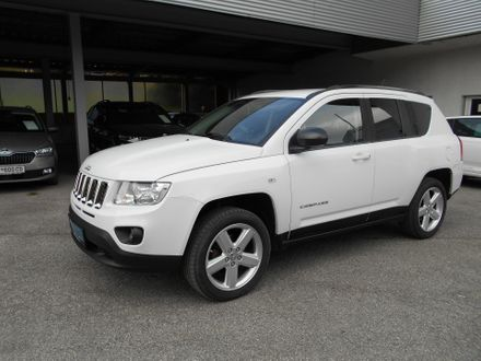 Jeep Compass 2,2 CRD Limited 4WD