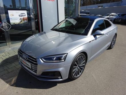 Audi A5 Coupé 3.0 TDI quattro Sport