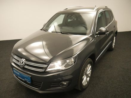 VW Tiguan Lounge TDI SCR 4MOTION DSG