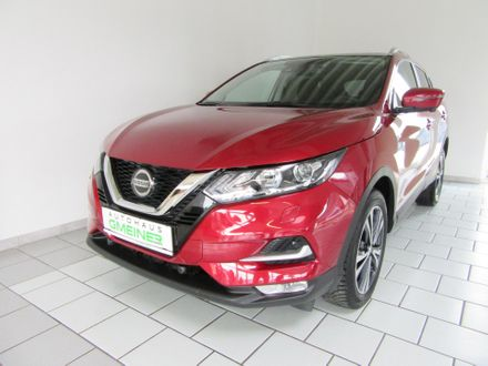 Nissan Qashqai 1,7 dCi ALL-MODE 4x4i N-Connecta