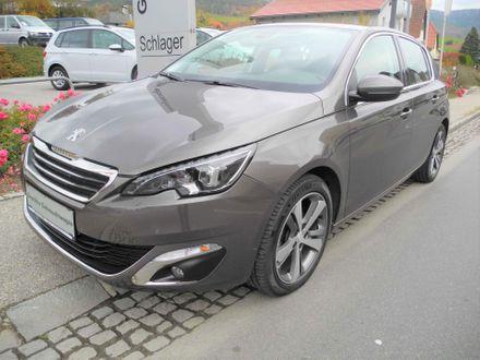 "Peugeot 308 1,2 PureTech Allure S&S 17"""