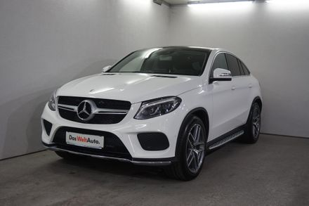 Mercedes GLE Coupé 350 d 4MATIC Aut.